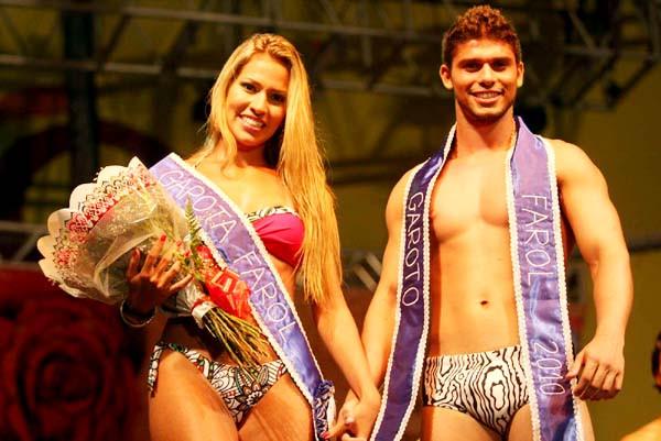 A vencedora ano passado, Adriana Santana, está no Big Brother Brasil 11 (Foto: Gerson Gomes)