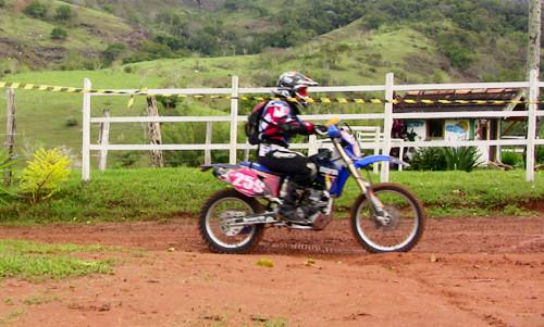 A prova é organizada pela Federação de Motociclismo do Estado do Rio de Janeiro e FME (Foto: Divulgação)